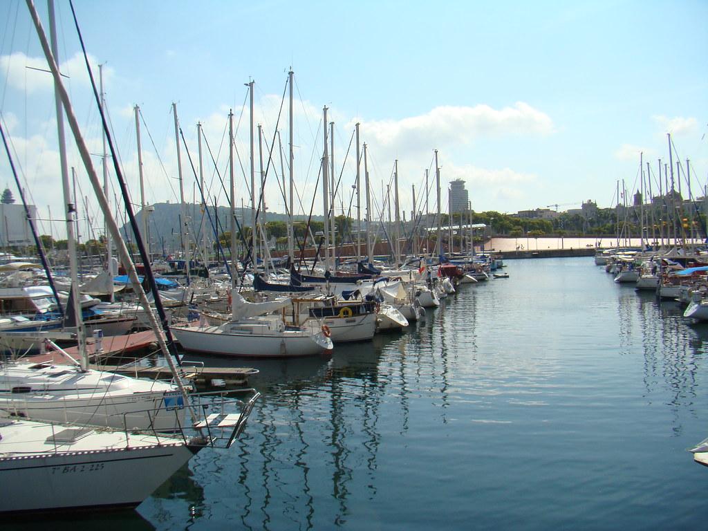 Puerto Barcelona 05