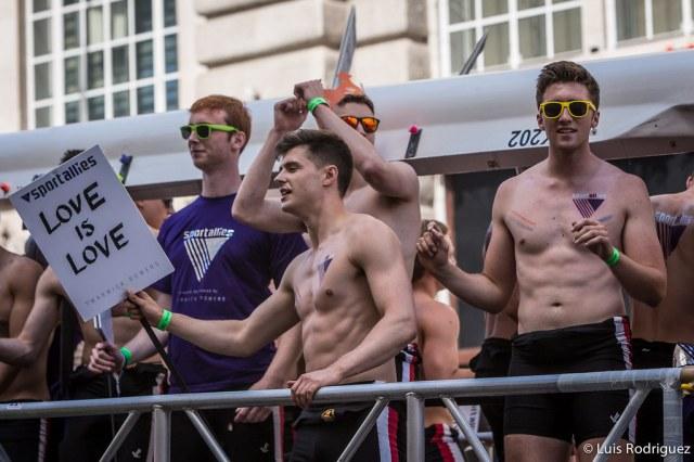 Pride 2016 in London-12
