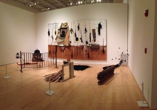 Radcliffe Bailey, In the Recturnal, 2007, Hunter Museum of Art, Chattanooga TN