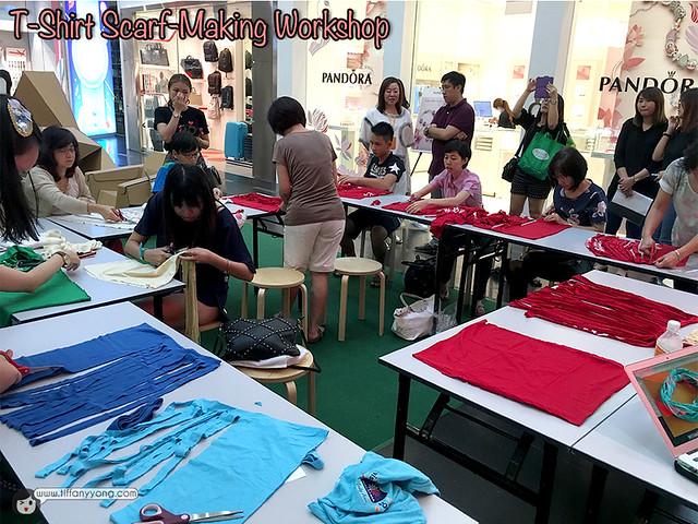 Scarf Making Workshop
