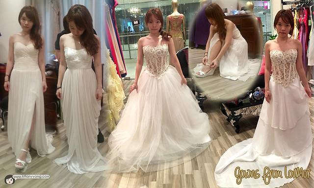 LovMor Bridal Gowns