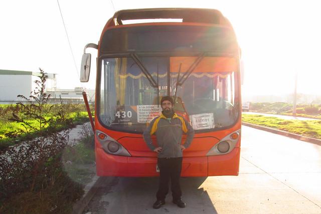 Ariel Cruz Pizarro - Bus Articulado 430