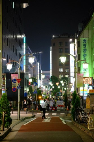 Ikebukuro,Tokyo
