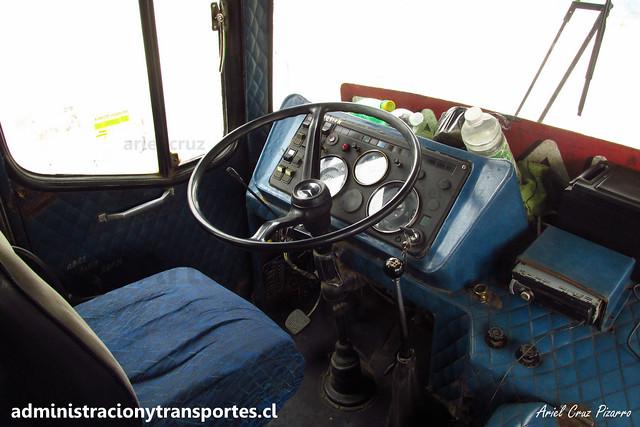 Buses Radal Siete Tazas | Molina | Inrecar - Mercedes Benz / KJ6354