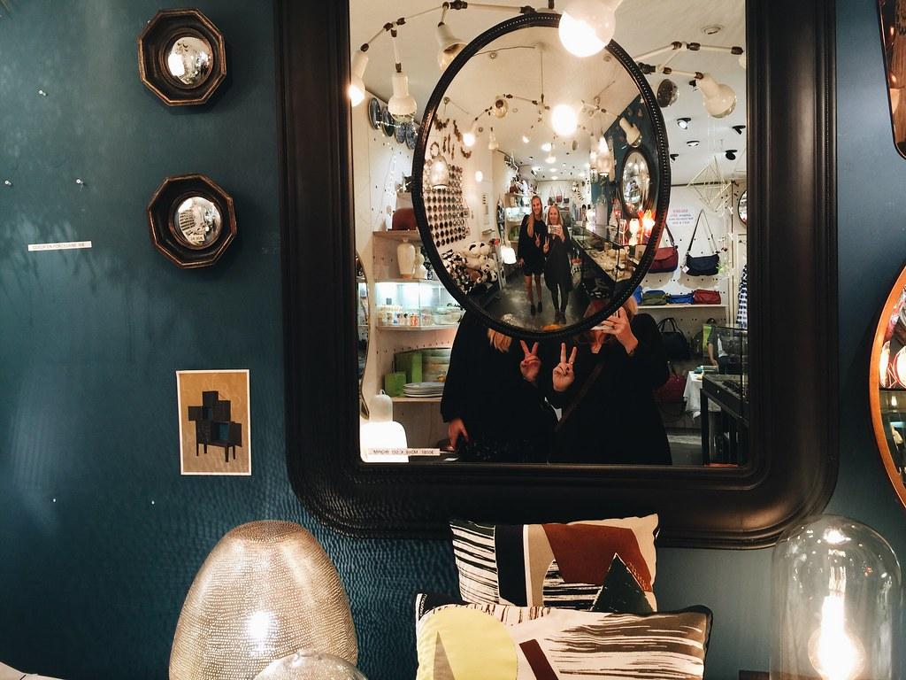Paris 2016 me lina shopping le marais