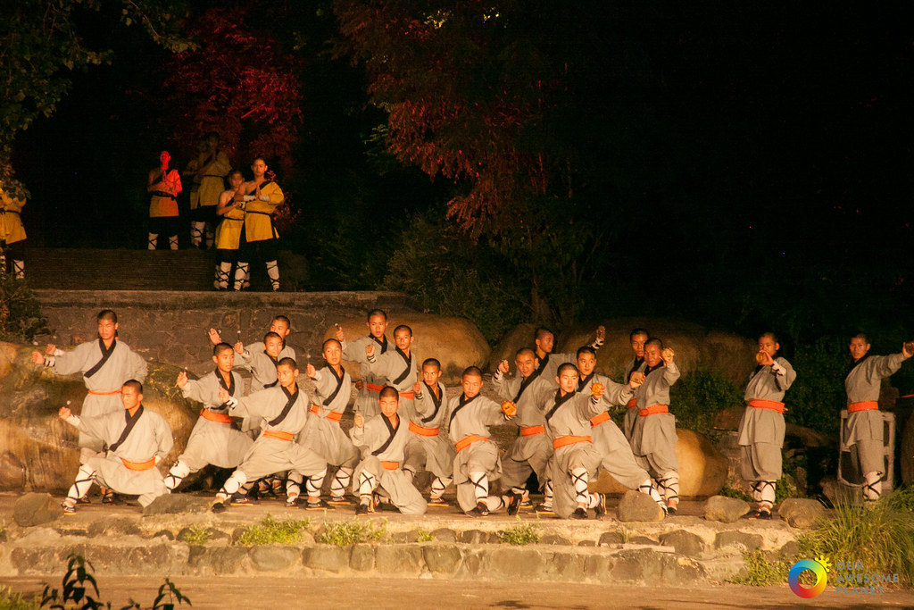 Zhengzhou: Shaolin Temple