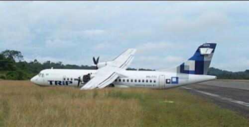 Queda de avião em Altamira