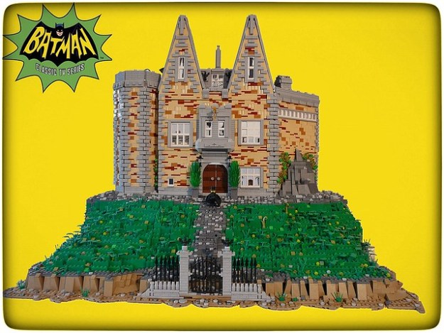 Wayne's Manor 1966