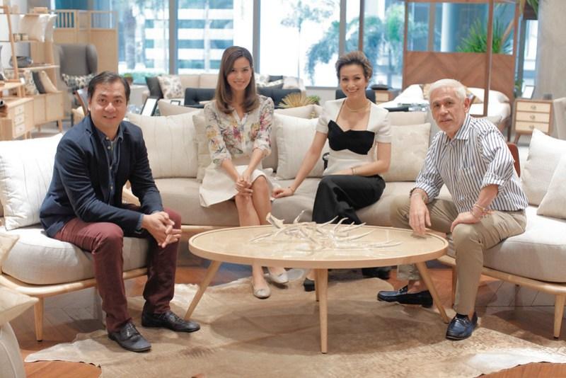 Anton Barretto, Jessica Kienle Maxwell, Stephanie Kienle Gonzalez, Raul Manzano