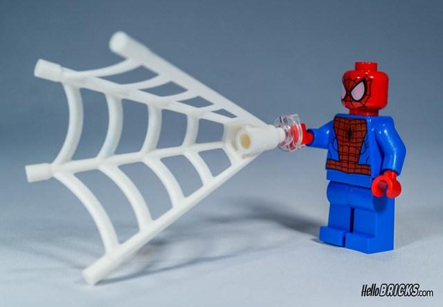 Lego 76058 - Marvel Spiderman - Ghost Rider Team-up