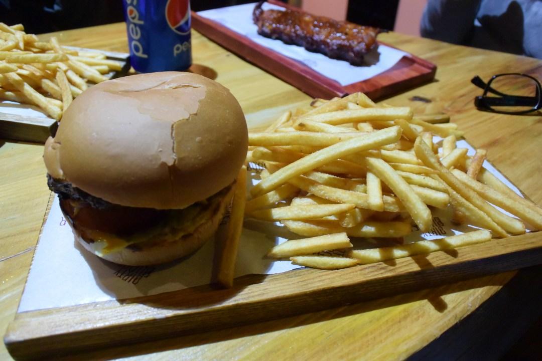 Dirty Burger and Ribs