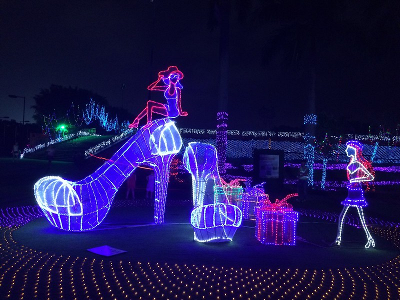 City Girl City Stories: Shenzhen Festival of Lights