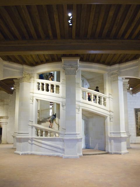 Escalera Chambord