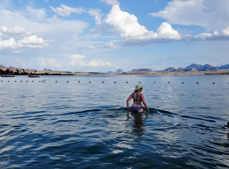 Lake Havasu, USA road trip - the tea break project solo travel blog
