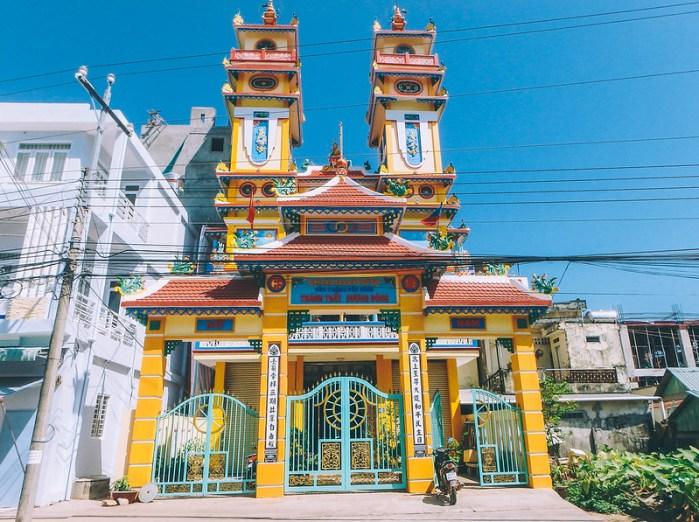 Phu Quoc Island Guide | Vietnam | Temple