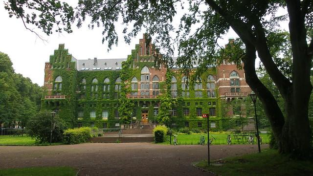 universiteitsbibliotheek Lund