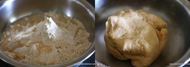 rajma cheese paratha 1