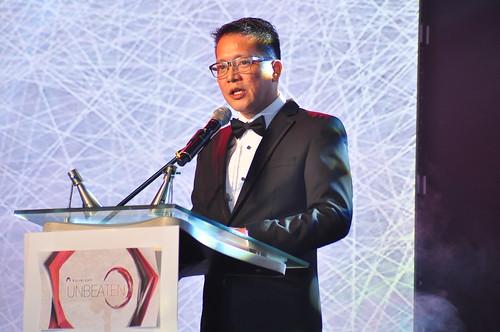 Kojiesan's Sales Director Mr. Jun Matos