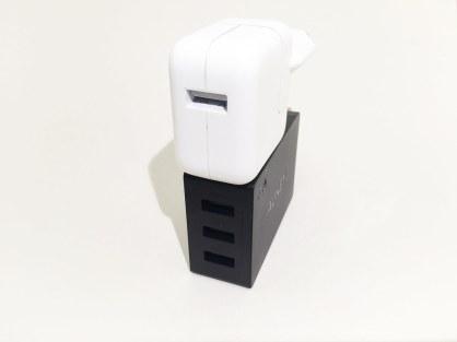 Chargeur AUKEY 3 USB PA-U35 + chargeur iPad