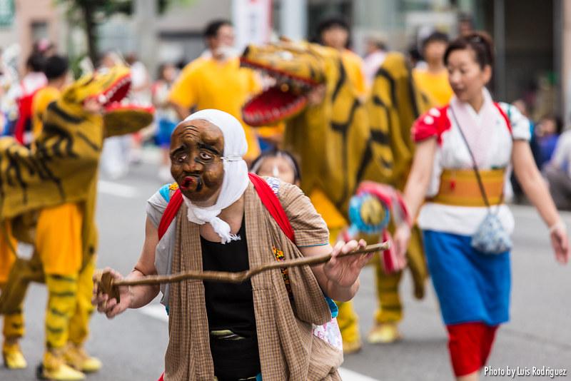 Festival Sansha Taisai de Hachinohe-56