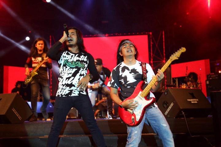 Konsert ERA Rock Sarawak 2016