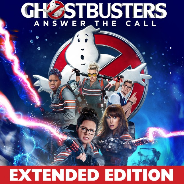 Ghostbusters (Extended Version)