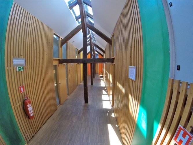 Hostel Celica Ljubljana kokemuksia