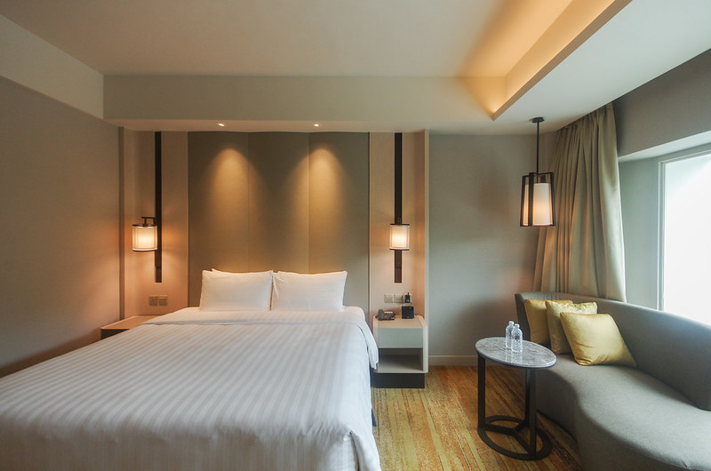 premier room at parkroyal beach road singapore