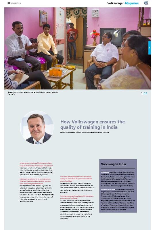 Volkswagen Editorial Shoot- Mumbai