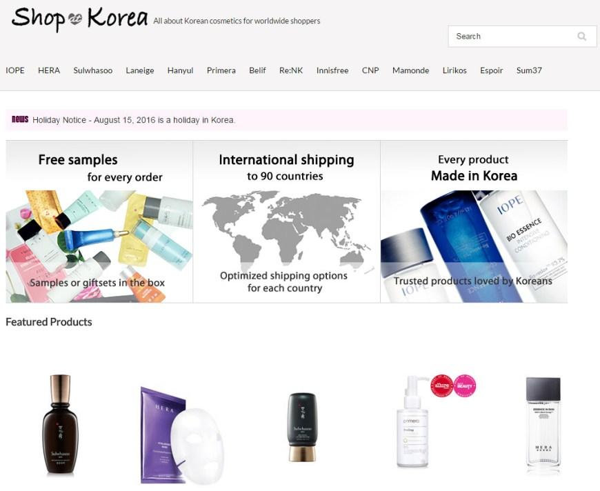 ShopAtKorea