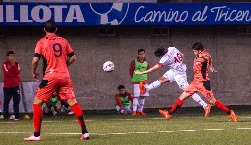 Deportes Limache 2-1 Provincial Talagante