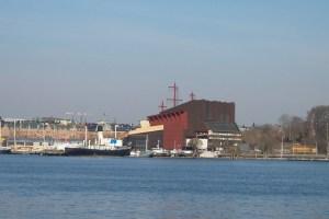 Vasa museum - waterfront
