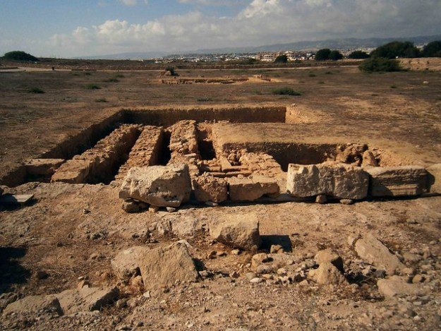 Archaeological Site Paphos