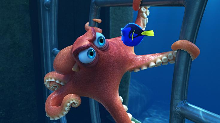 Pixar Doria etsimässä