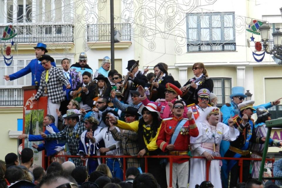 fotos chirigotas carnavales Cádiz febrero 2013 22
