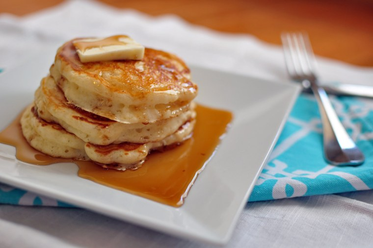 Buttermilk Pancakes 3