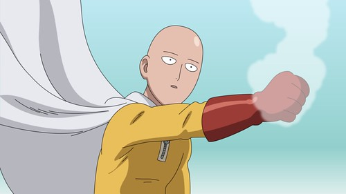 Saitama: Historia del Superhéroe de One Punch-Man
