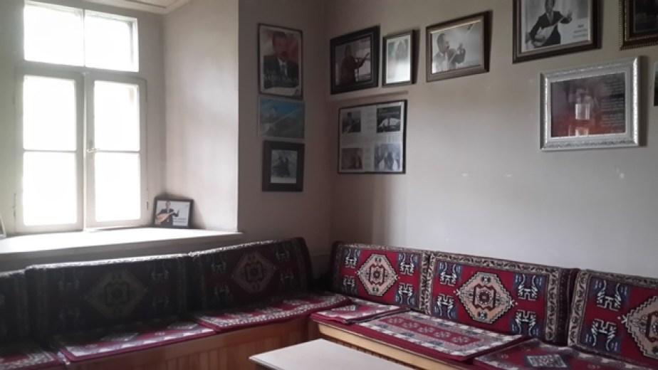 Namık Kemal'in evi