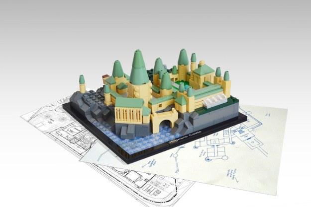 Lego Architecture: Hogwarts Castle