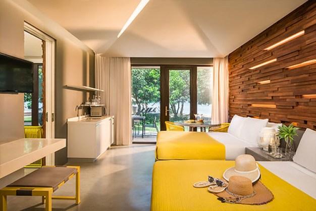 One Bedroom suite_