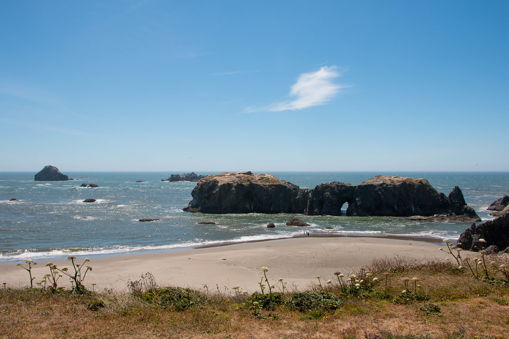 07.04. Coquille Point and Kronenberg County Park