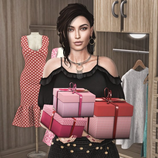 Subscription Boxes in Second Life