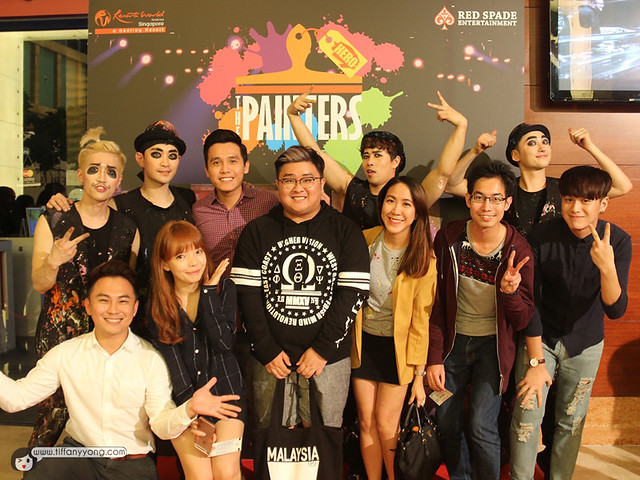 The Painters Hero Singapore Bloggers