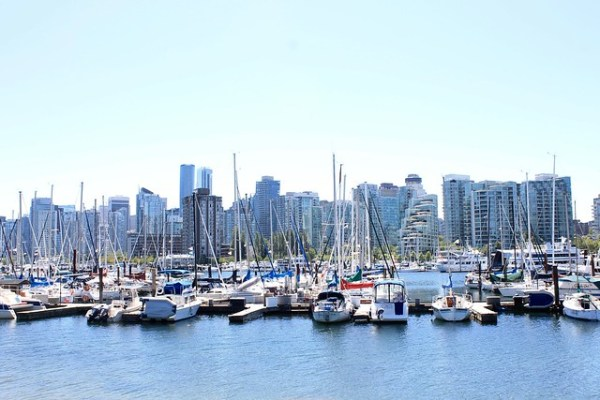 Vancouver Seawall | Shades of Sarah