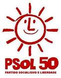 Logo PSOL