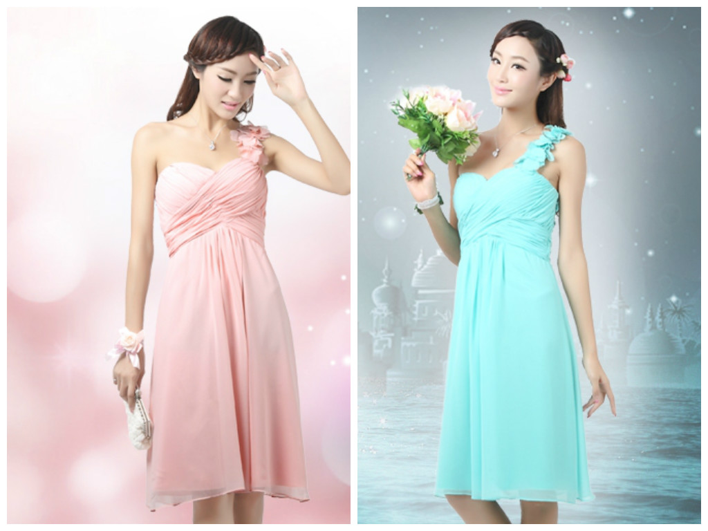 Custom Made Bridesmaid Dresses/ Gown