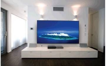 Media Rooms / Home Cinema