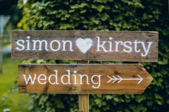 Congratulations to Simon and Kirsty 3