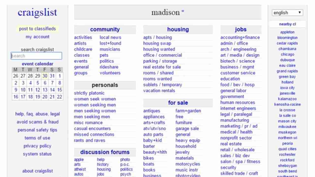 Craigslist Tri Cities Free Craigslist provides local classifieds and forums for jobs. craigslist tri cities free
