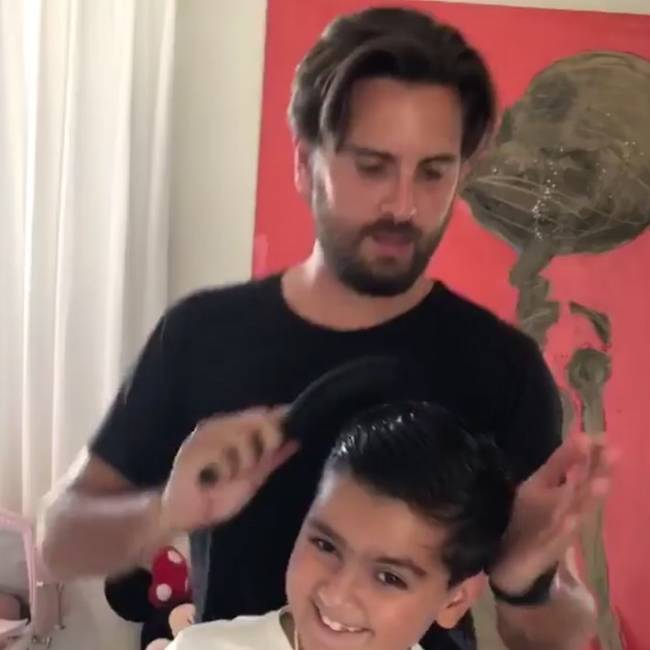 Kourtney Kardashian's son Mason transforms appearance in ...